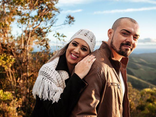 O casamento de Cleiton e Fernanda em Campo do Meio, Minas Gerais 15