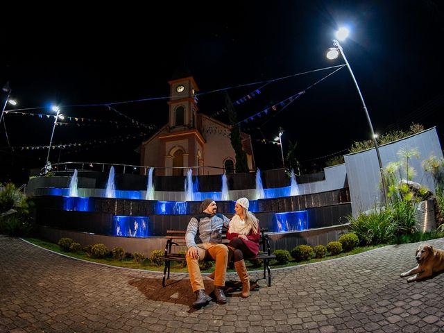 O casamento de Cleiton e Fernanda em Campo do Meio, Minas Gerais 23
