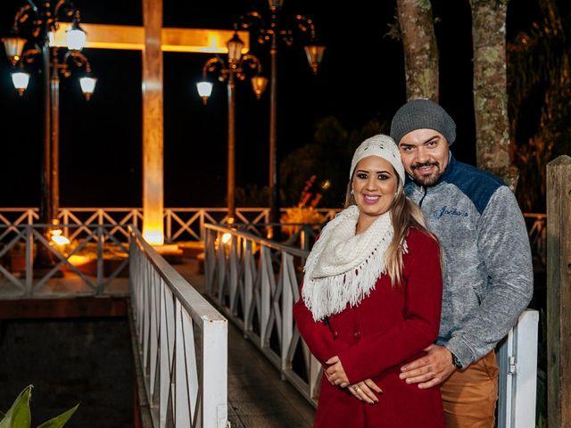 O casamento de Cleiton e Fernanda em Campo do Meio, Minas Gerais 26