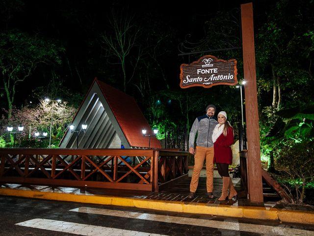 O casamento de Cleiton e Fernanda em Campo do Meio, Minas Gerais 30