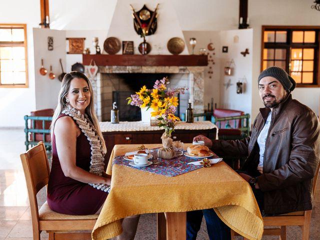O casamento de Cleiton e Fernanda em Campo do Meio, Minas Gerais 35