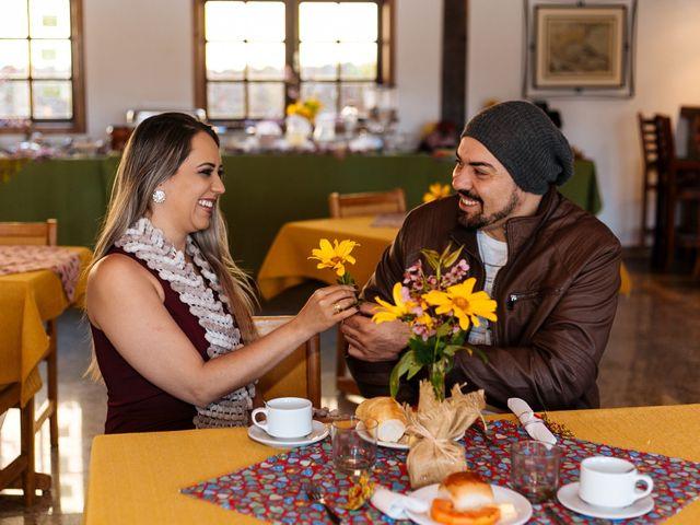 O casamento de Cleiton e Fernanda em Campo do Meio, Minas Gerais 36