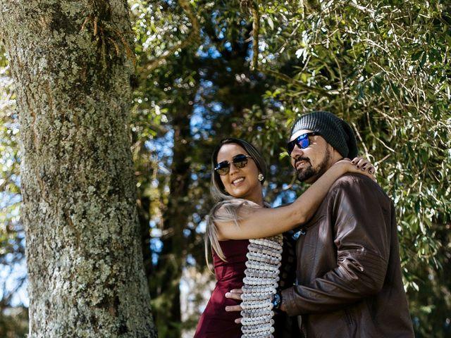 O casamento de Cleiton e Fernanda em Campo do Meio, Minas Gerais 41