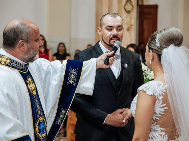 O casamento de Cleiton e Fernanda em Campo do Meio, Minas Gerais 73
