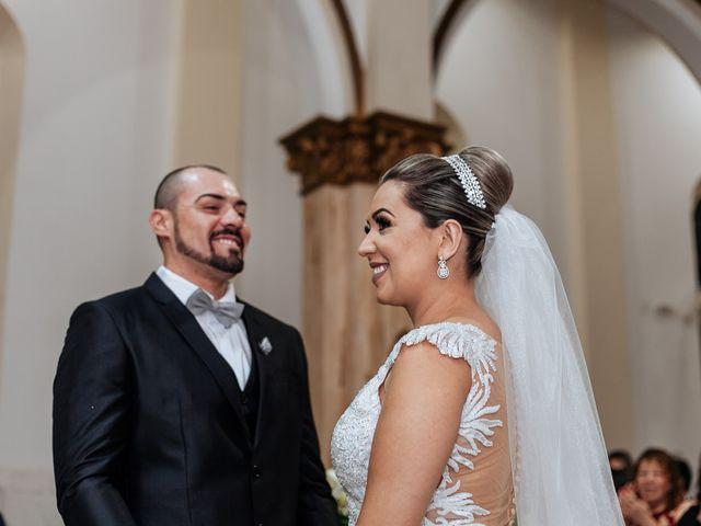 O casamento de Cleiton e Fernanda em Campo do Meio, Minas Gerais 75