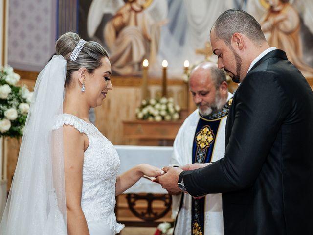 O casamento de Cleiton e Fernanda em Campo do Meio, Minas Gerais 78