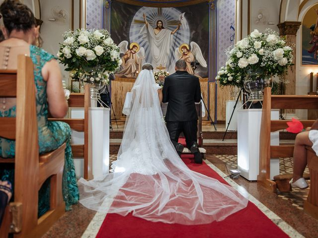 O casamento de Cleiton e Fernanda em Campo do Meio, Minas Gerais 81