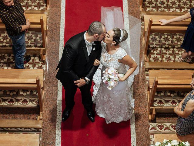 O casamento de Cleiton e Fernanda em Campo do Meio, Minas Gerais 83