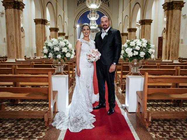 O casamento de Cleiton e Fernanda em Campo do Meio, Minas Gerais 84