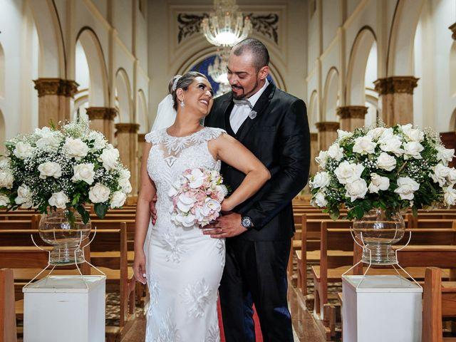 O casamento de Cleiton e Fernanda em Campo do Meio, Minas Gerais 86