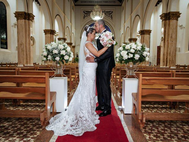 O casamento de Cleiton e Fernanda em Campo do Meio, Minas Gerais 87
