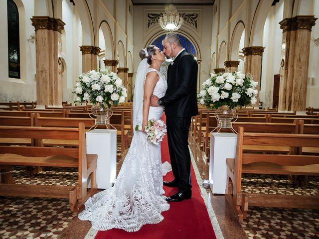 O casamento de Cleiton e Fernanda em Campo do Meio, Minas Gerais 88