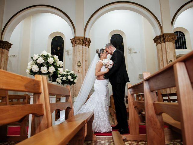 O casamento de Cleiton e Fernanda em Campo do Meio, Minas Gerais 90
