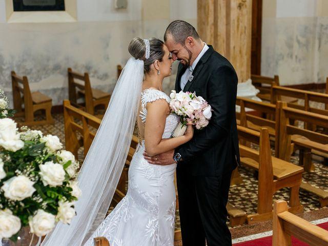 O casamento de Cleiton e Fernanda em Campo do Meio, Minas Gerais 91