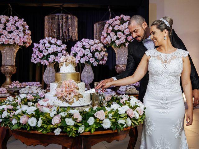 O casamento de Cleiton e Fernanda em Campo do Meio, Minas Gerais 1