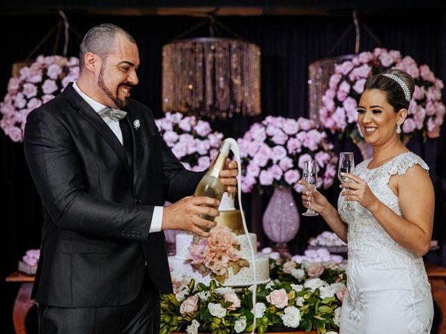 O casamento de Cleiton e Fernanda em Campo do Meio, Minas Gerais 107