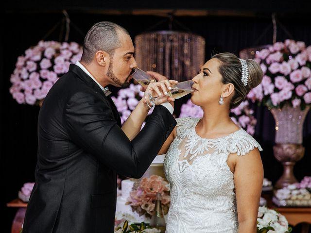 O casamento de Cleiton e Fernanda em Campo do Meio, Minas Gerais 108
