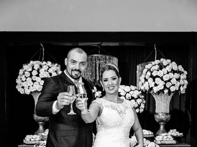 O casamento de Cleiton e Fernanda em Campo do Meio, Minas Gerais 109
