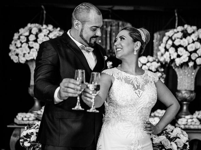 O casamento de Cleiton e Fernanda em Campo do Meio, Minas Gerais 110