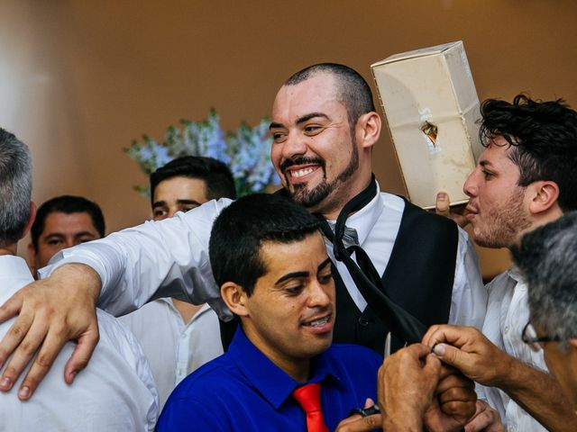 O casamento de Cleiton e Fernanda em Campo do Meio, Minas Gerais 115