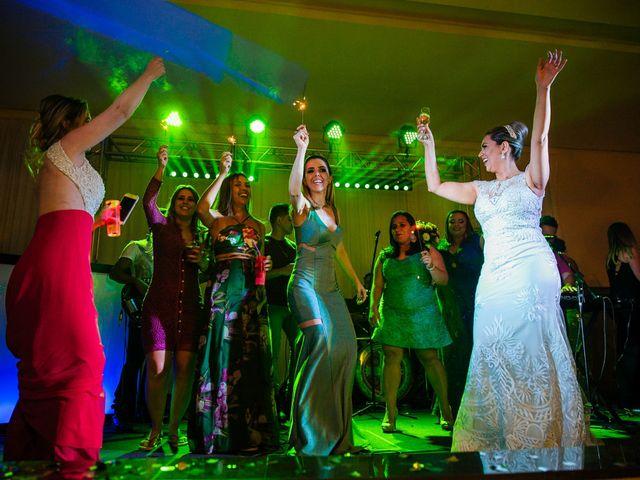 O casamento de Cleiton e Fernanda em Campo do Meio, Minas Gerais 117