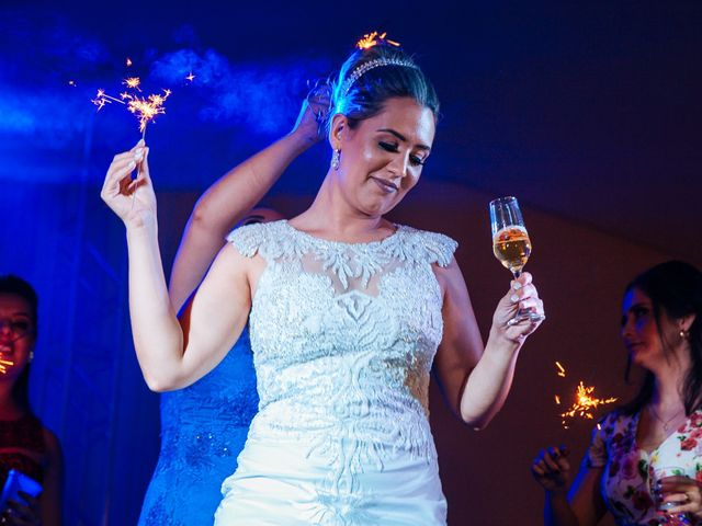 O casamento de Cleiton e Fernanda em Campo do Meio, Minas Gerais 118