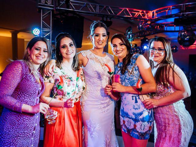 O casamento de Cleiton e Fernanda em Campo do Meio, Minas Gerais 124