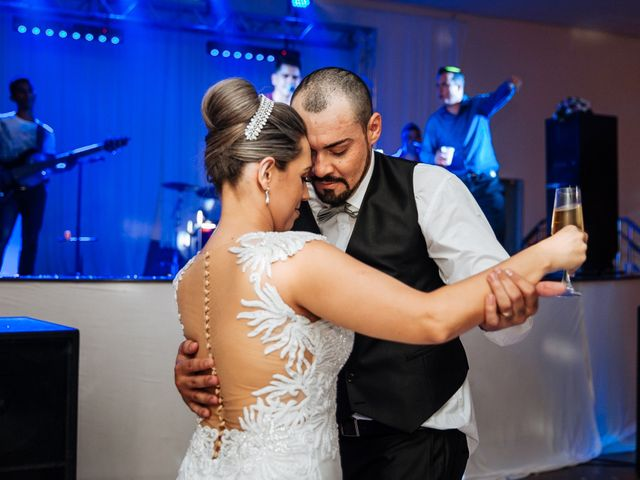 O casamento de Cleiton e Fernanda em Campo do Meio, Minas Gerais 125