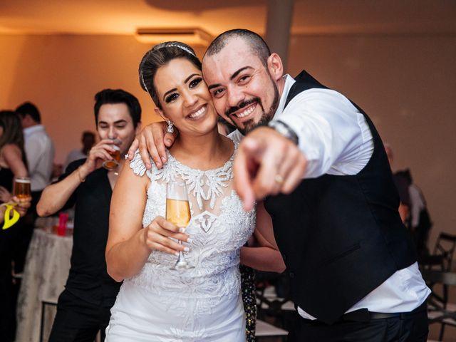 O casamento de Cleiton e Fernanda em Campo do Meio, Minas Gerais 126