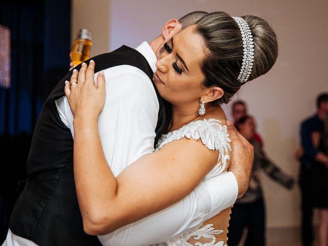 O casamento de Cleiton e Fernanda em Campo do Meio, Minas Gerais 127