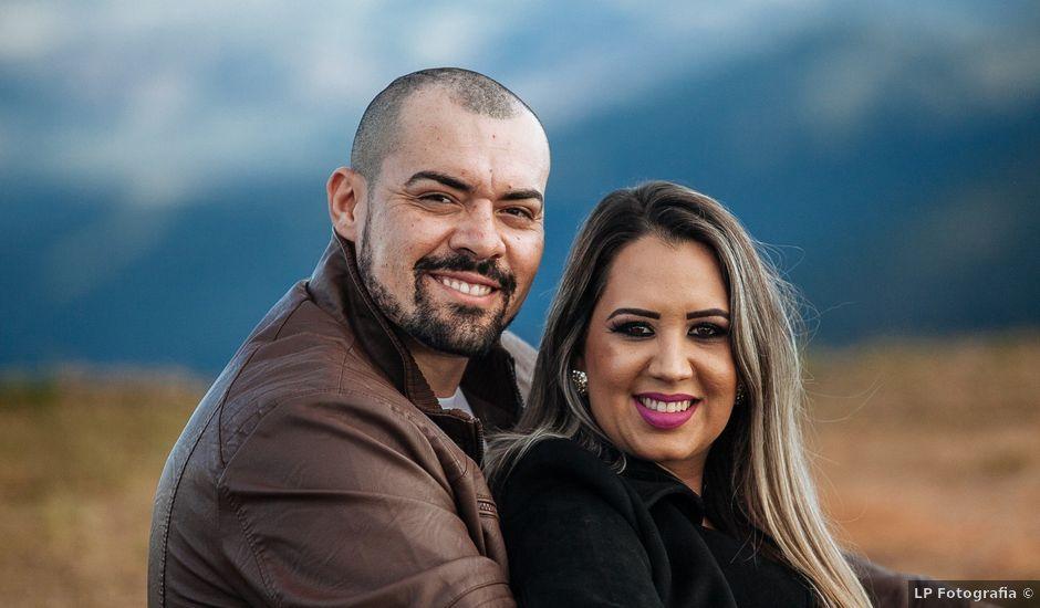 O casamento de Cleiton e Fernanda em Campo do Meio, Minas Gerais