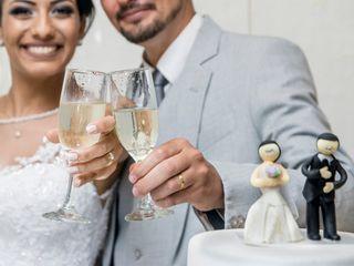 O casamento de Daiane e Mayckon