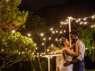 O casamento de Evellyn e Kauê