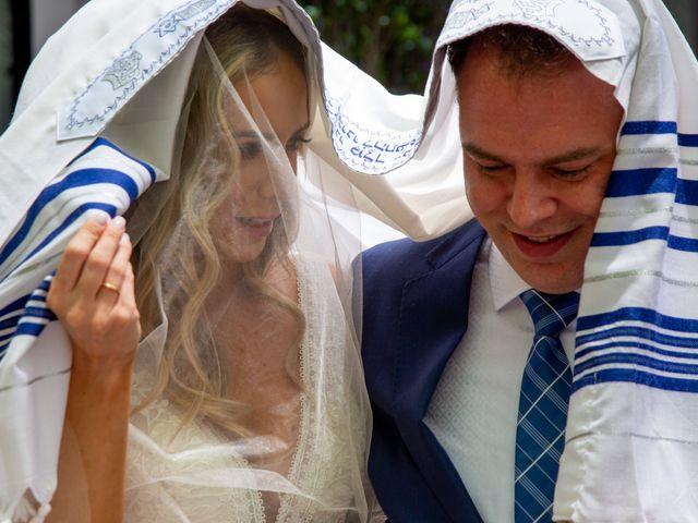 O casamento de Carmem e Leonardo