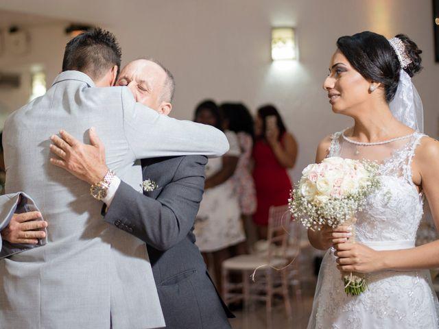 O casamento de Mayckon e Daiane em São Vicente, São Paulo 11
