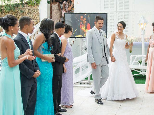 O casamento de Mayckon e Daiane em São Vicente, São Paulo 16