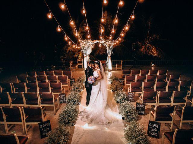 O casamento de isabela e lucas
