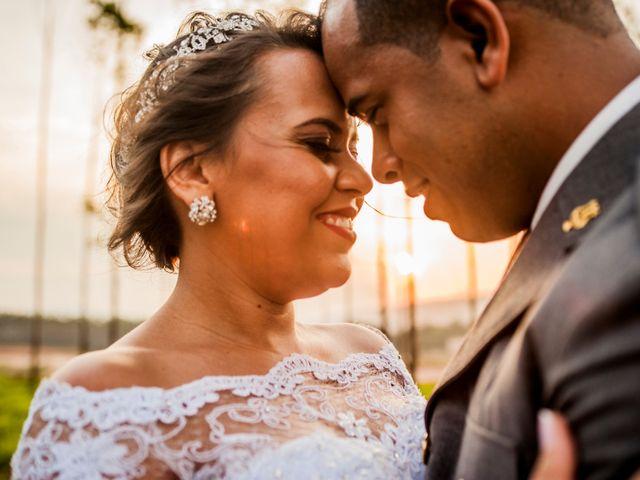O casamento de Valéria e Diego