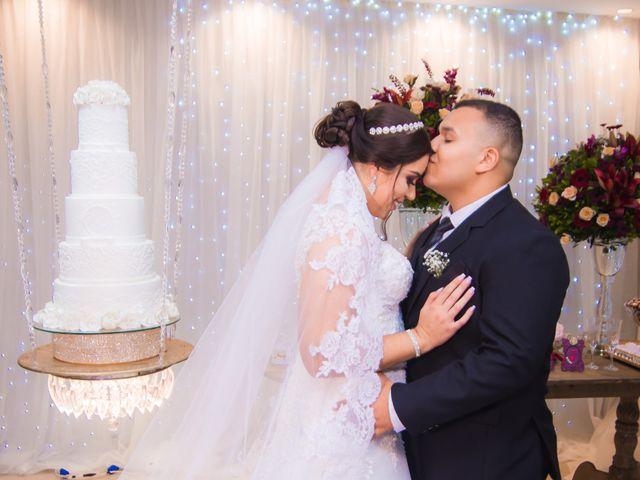 O casamento de Silvana e Jonas