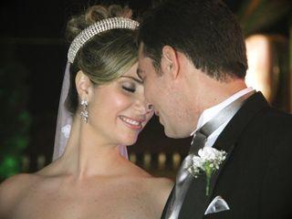 O casamento de Rosane e Rodrigo