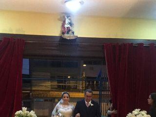 O casamento de Caroline  e Cristiano 1