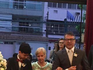O casamento de Caroline  e Cristiano 3