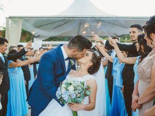 O casamento de Mauricio e Aline