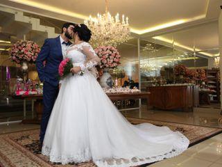O casamento de Karoline e Vinicius