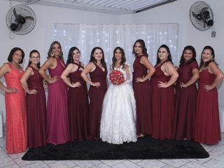 O casamento de Fatima  e Daniel  3