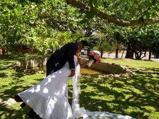 O casamento de Geciana e Kleber