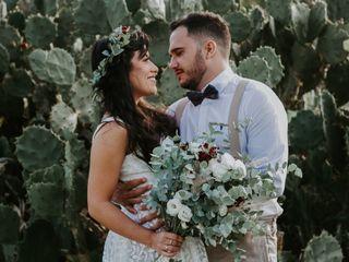 O casamento de Rana e Danilo