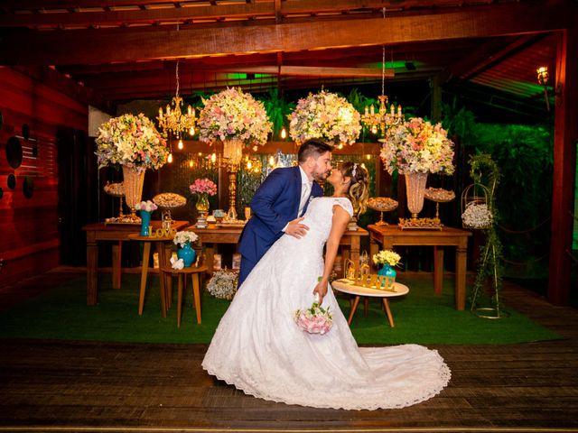 O casamento de Izabel e Henrique