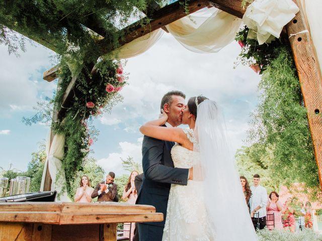 O casamento de Amanda e Cleber