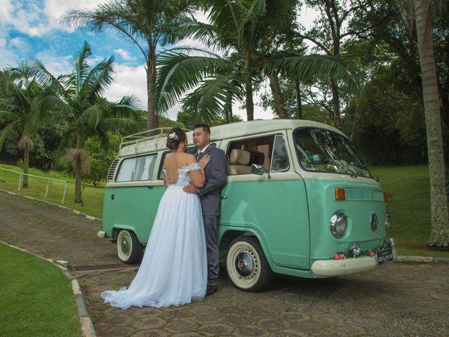 O casamento de Roberta e Willian